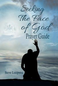 dSeeking the Face of God front cover